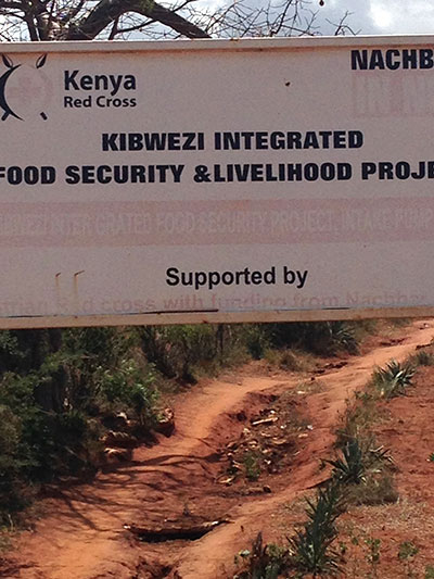 Kibwezi Integrated Food Security and Livelihood Project Kenya