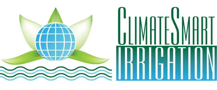 Climate Smart Irrigation logo