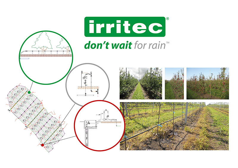 IRRITEC Projects and Application