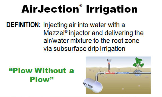 Best available technology Mazzei Airjection 1